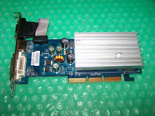 PNY Nvidia GeForce 6200 512MB DDR2 AGP Graphics Card, Win 7/8 compatible, Tested