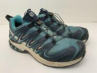 Salomon Waterproof Shoes Hiking Trail Womens US 10.5 XA Pro 3D