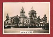 BELFAST CITY HALL Finest City Hall in UK Northern Ireland 1936 photo card