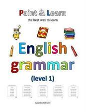 Paint & Learn: English grammar (level 1)