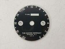Vintage Rare Daven Co. Attenuator Indicator Back Plate 0-20 Rca Altec