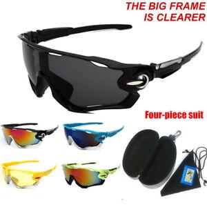 Outdoor Sport Sunglasses Bike Cycling Glasses MTB Goggles Bicycle 9270 Eyewear