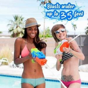 """Large 15"""" Summer Water Gun Pump Action Pack Of 1 1200 ML Water Gun Kids UK"""