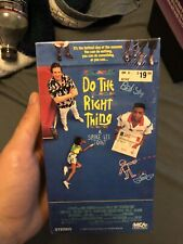 Do the Right Thing Spike Lee VHS Sealed Brand New