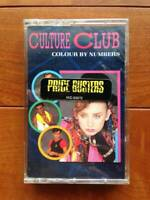 """Vintage CULTURE CLUB Cassette Tape """"COLOUR BY NUMBERS"""" NOS Sealed"""