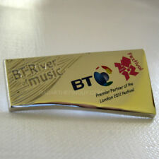 2012 London Summer Olympic BT Music Festival Pin