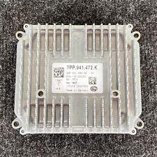 Original Audi A3 RS3 8V A6 A7 4G TT 8S Steuergerät VOLL LED Scheinwer 7PP941472K