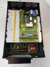Siemens 6SE2108-3AA01, Frequenzumrichter 5,5 KW, 8,3KVA, 0-380 V, 0-400 Hz