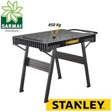 Banco da lavoro STANLEY FATMAX EXPRESS portatile pieghevole 85x60 cm 450 Kg