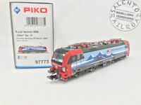 "PIKO 97773 locomotiva elettrica Vectron SBB 193 461-1 ""Olten"""