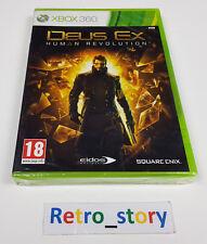 Xbox 360 Deus Ex : Human Revolution NEUF / NEW PAL