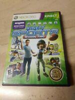 Kinect Sports Season Two Microsoft Xbox 360
