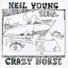 "NEIL YOUNG ""ZUMA"" CD NEW+"