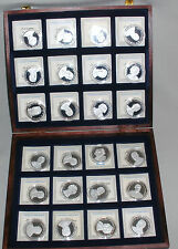 Präsidenten der USA,Göde,24 Medaillen,Silber,999 Silber,Feinsilber,Sammlung,Nr.5