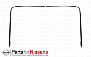 Genuine Nissan 1995-1998 240SX Windshield Reveal Molding 72750-65F00 NEW OEM