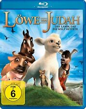 LÖWE VON JUDAH: Das Lamm, das die Welt retette (Blu-ray Disc) NEU+OVP