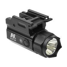NcStar ACQPTF Pistol/Rifle 3 Watt LED Flashlight QR/Strobe Compact 150 Lumens