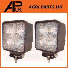 Par 40W CREE LED Trabajo Luz Lámpara Luz de inundación 12V 24V Camión Barco ATV Offroad 4x4