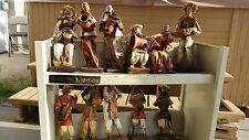 Mexican Paper Mache Figurines