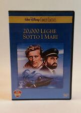20000 Leghe Sotto i Mari DVD Walt Disney Family CLASSICS come NUOVO!