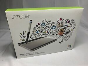 Wacom Intuos Creative Pen & Touch Tablet Art Tablet - Small