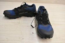 Salomon Wildcross L4116900 Trail Running Sneaker - Men's Size 10 M, Navy/Black
