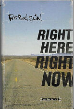 Fatboy Slim Right Here, Right Now CASSETTE SINGLE Electronic Big Beat SKINT 46MC