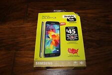 "BRAND NEW Straight Talk Samsung Galaxy S5 Android 4G LTE Smartphone 16GB 5.1"" HD"
