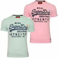 Superdry Mens 'Vintage Pastel' T-Shirt
