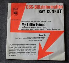 Ray Conniff, my little friend / eres tu, SP - 45 tours promo