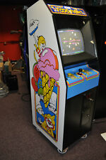 FOOD FIGHT by ATARI - ( Irish Cab ) arcade video game - FULLY RESTORED w/NOS CRT