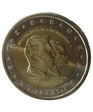 Pièce 2euros commémorative Luxembourg 2005 – 50ème Anniversaire du Grand-Duc Hen