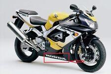 2x Sticker for Honda CBR 1100 600 1000 900 750 RR NSR CB Motorbike Decal kit set