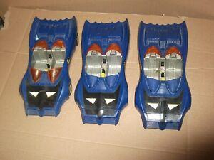 3 1984 Kenner Super Powers Batman Batmobile