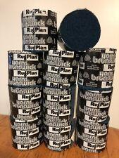 New Old Stock Lot 11 Brunswick 100% Wool Pre Cut Latch Hook Yarn Teal Blue