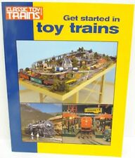 Kalmbach Get Started in Toy Trains New Free Shipping
