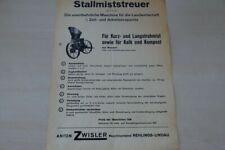 Schrotmühle Gunda Wilhelm Greeß Prospekt 195? 198102