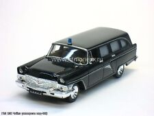 Gaz 13 CHAYKA Black Doctor Vector Models