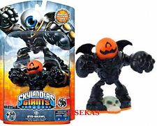 Skylanders Giants Pumpkin Eye Brawl Large Figure Card Code Halloween 2013 NEW