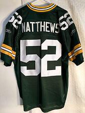 green bay clay matthews jersey