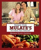 Recipes From Mulate's by Monique Boutte Christina