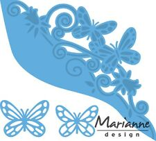 Marianne CREATABLES Die Cutting & Embossing Stencil BUTTERFLY BORDER LR0456