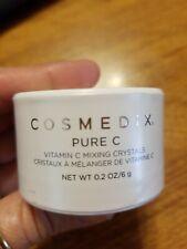 Cosmedix Pure C Vitamin C Mixing Crystals .2 oz NEW