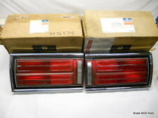NOS MoPar 1979 Dodge Diplomat Station Wagon TAIL LAMP ASSY PAIR 4076374 4076375