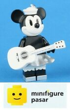 idea050 Lego Disney Steamboat Willie 21317 - Minnie Mouse Minifigure w Guitar
