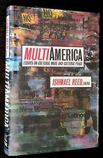 "1997 SIGNED Juan Felipe Herrera ""Muti America"" SIGNED Ana Castillo SIGNED I Reed"