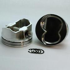 "DSS Piston Kit K2-3406-4000B; 4.000"" Bore -13cc Dish for Ford 351W Stroker"