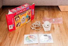 Cámara Web Usb Zoom Modelo 1595 Vintage/Cámara zoomcam Para Win 95/98/2000