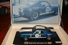 MONOGRAM REVELL 1:32 SHELBY GT-350R MARK DONOHUE LIMITED EDITION SLOT CAR