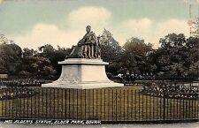 BR75286 elder s statue elder park govan   glasgow scotland
